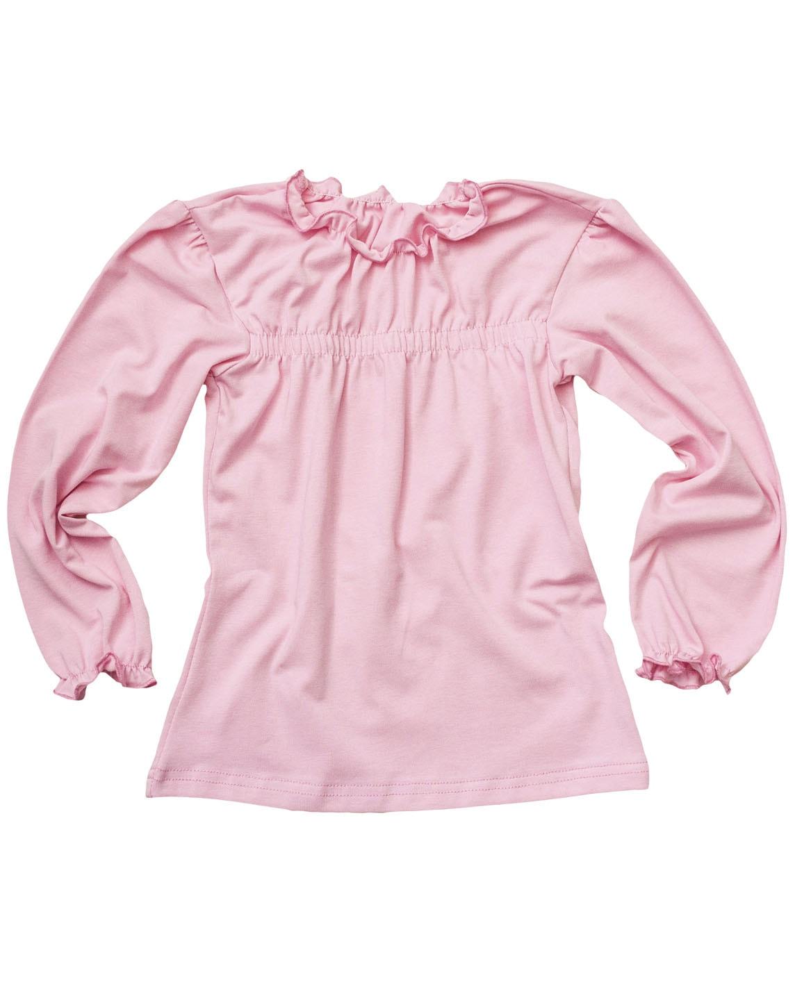 Блузка Девочки Розовая